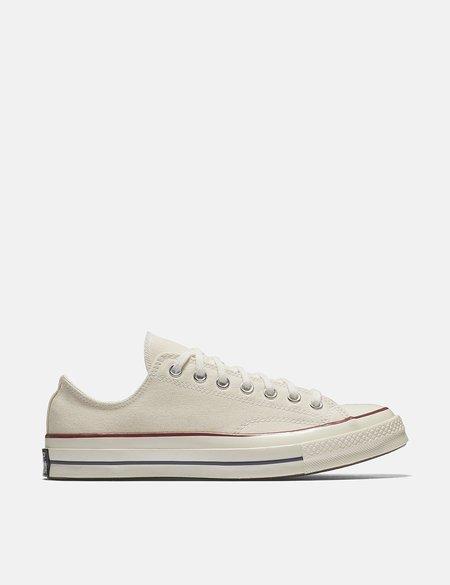 Converse 70's Chuck Taylor Canvas Low Sneakers - Parchment