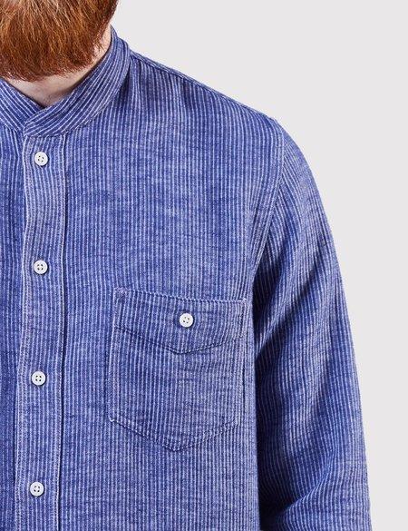 Human Scales Orvar Shirt - Blue