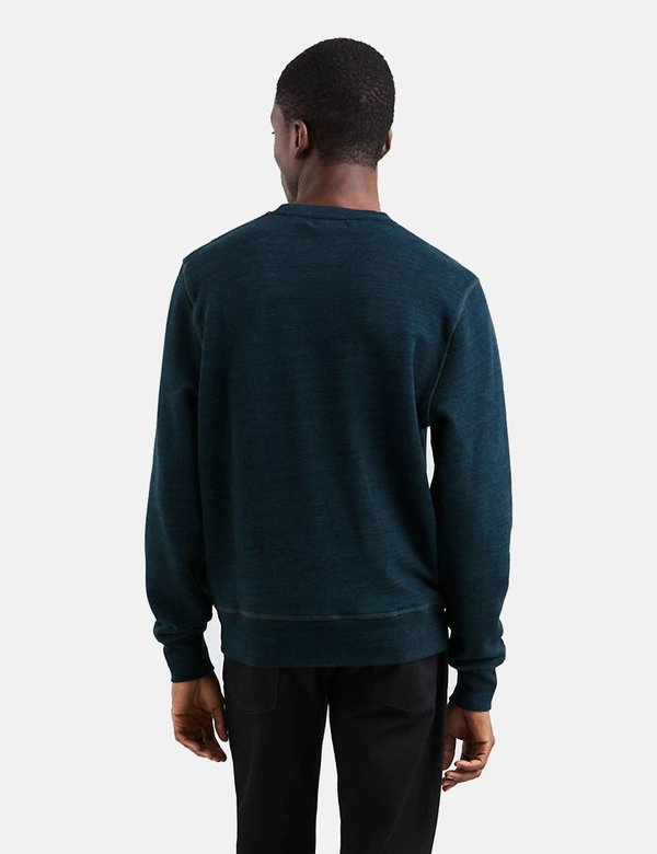 Levis Made & Crafted Crewneck Sweatshirt - Blueshade Heather