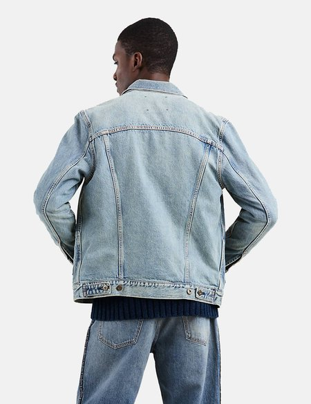 Levi's Made & Crafted Type II Worn Trucker Jacket - Timoteo