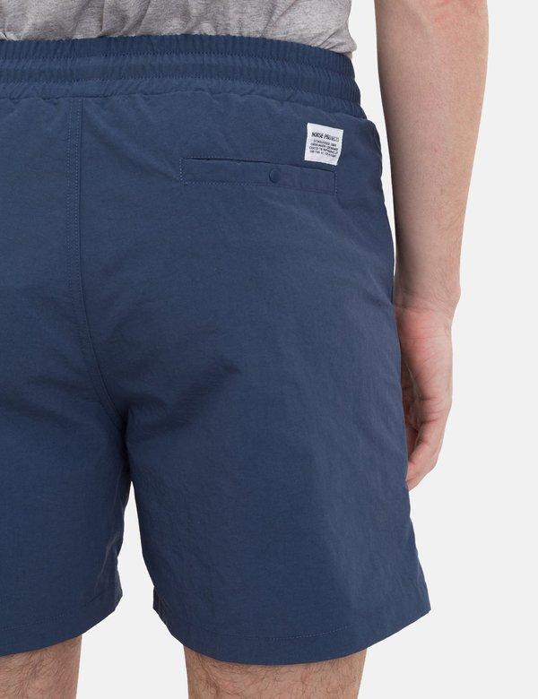 93b8af29d3 Norse Projects Hauge Swim Shorts - Dark Navy Blue | Garmentory