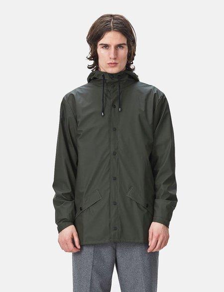 UNISEX Rains Jacket - Olive Green