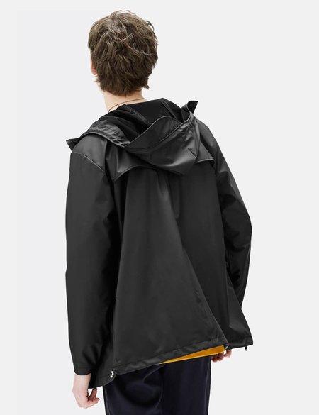 Rains Waterproof Breaker Jacket - Black