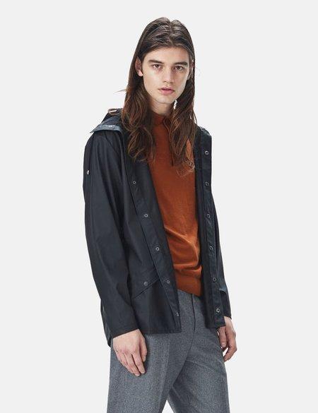 Rains Waterproof Jacket - Black