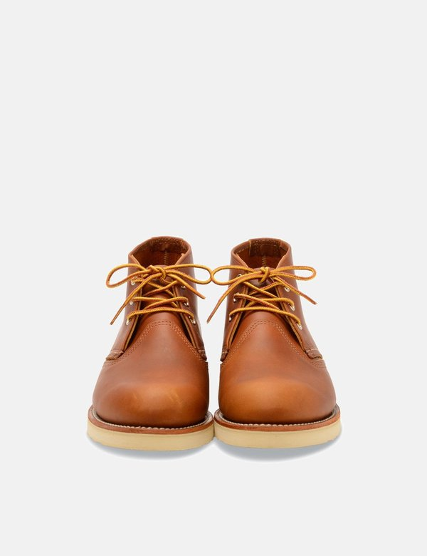 7e5f761bbac Red Wing Shoes Red Wing 3140 Heritage Work Chukka - Tan