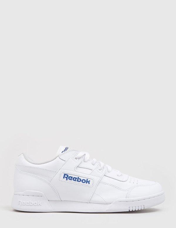 Reebok Workout Plus 2759 WhiteRoyal Blue on Garmentory