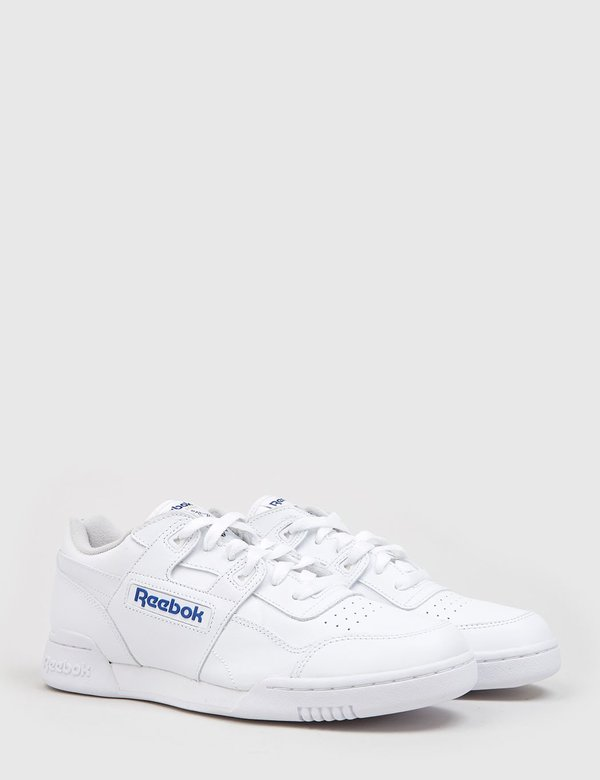 Reebok Workout Plus 2759 WhiteRoyal Blue