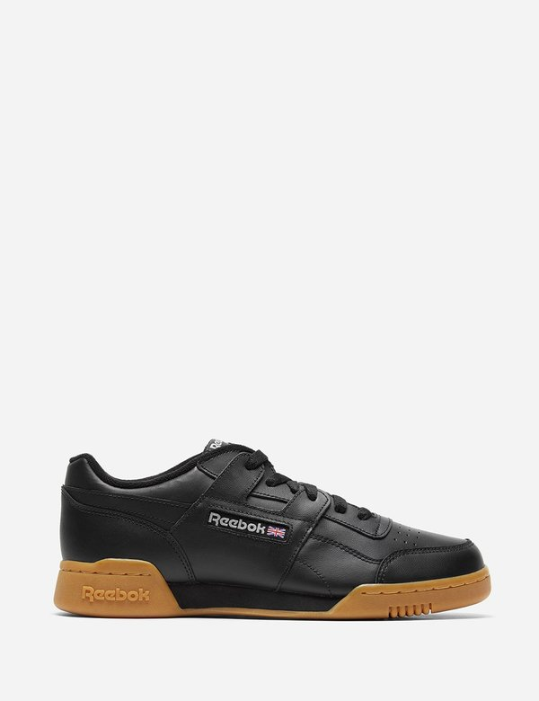 80e1c617908e6d Reebok Workout Plus Gum Sole (CN2127) - Black Carbon Classic Red ...