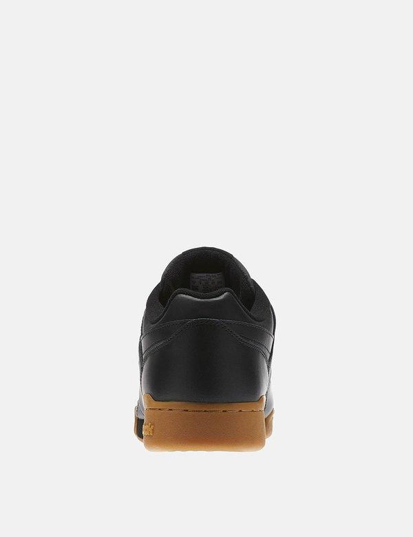 Reebok Workout Plus Gum Sole (CN2127) - Black/Carbon/Classic Red