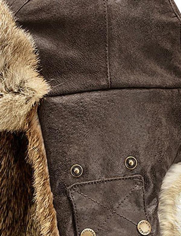 Stetson Starkville Fur Trapper Hat - Brown.  158.00 143.00. STETSON 8ac95c16bf2c