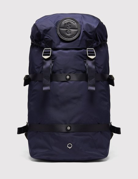Stighlorgan Conn 210D Backpack - Ink Navy