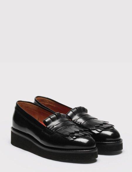 Grenson Juno Loafer Shoe - Black