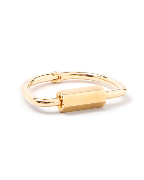 Miansai Naomi Cuff in Gold