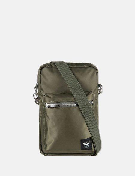Wood Wood Rena Shoulder Bag - Dark Green