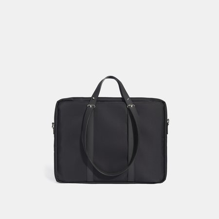 Haerfest Briefcase - BLACK