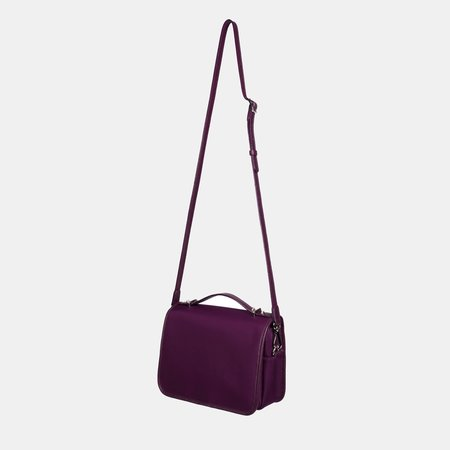 Haerfest SOON Cross Body Beauty Bag - MAROON