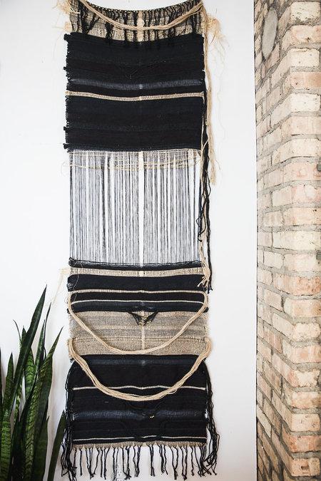 Ghost Dancer Wall Weaving