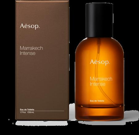 aesop fragrance marrakech