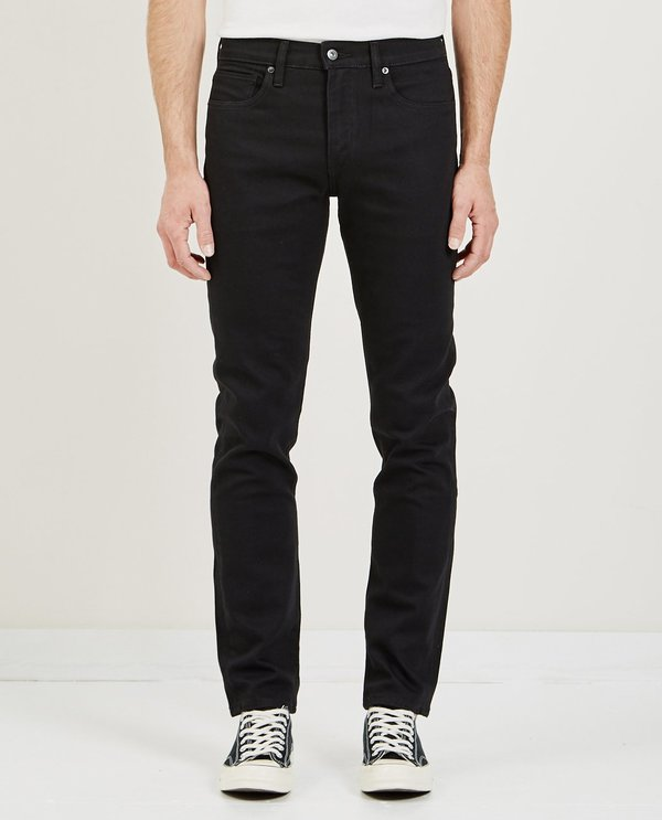 09e369faa32 Levi's Made & Crafted 511 SLIM FIT JEANS - BLACK RINSE | Garmentory
