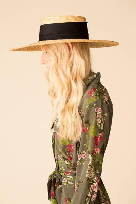 Janessa Leone Lucie Hat - Natural
