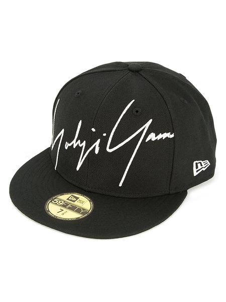 Yohji Yamamoto Zoom Up 59fifty Hat - Black