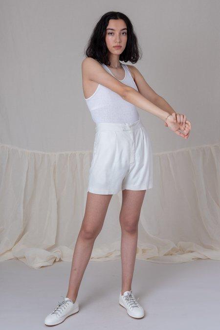Vintage Shorts - White