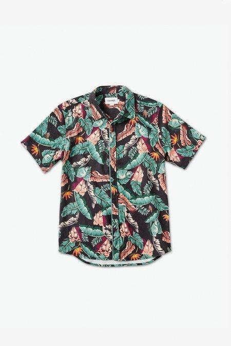 Diamond Tropical Paradise Woven Shirt