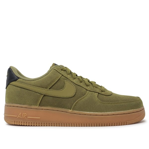 Temporizador Mejor Producto  Nike Air Force 1 '07 LV8 - Camper Green/Gum Med Brown | Garmentory