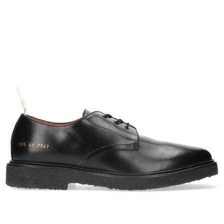 Common Projects Cadet Derby - BLACK