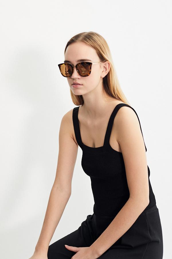 c579971a86 Le Specs Caliente Sunglasses - Syrup Tort
