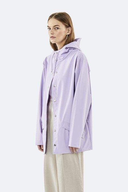 Unisex Rains Waterproof Jacket - Lavender