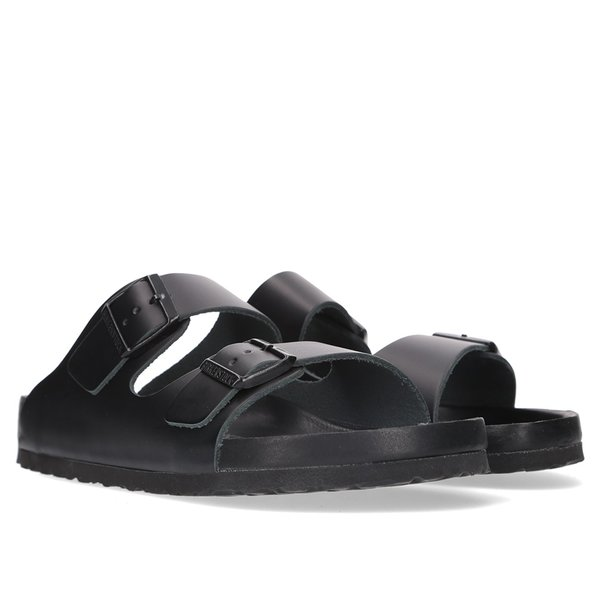 d3cf1a64f96 Birkenstock Monterey Exquisite Arizona Leather Sandals - BLACK ...