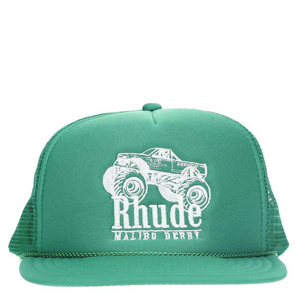Trucker Hat Malibu Derby. sold out. RHUDE d1368ed54586