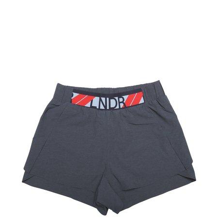 LNDR Drift Shorts - Charcoal