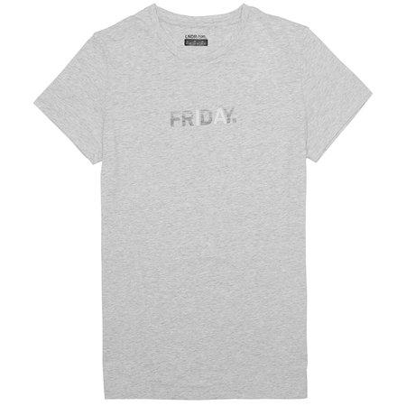 LNDR Friday T-Shirt - Light Grey