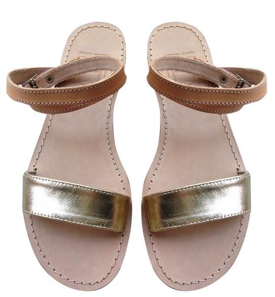 CAPRI.POSITANO Ankle Wrap Sandal