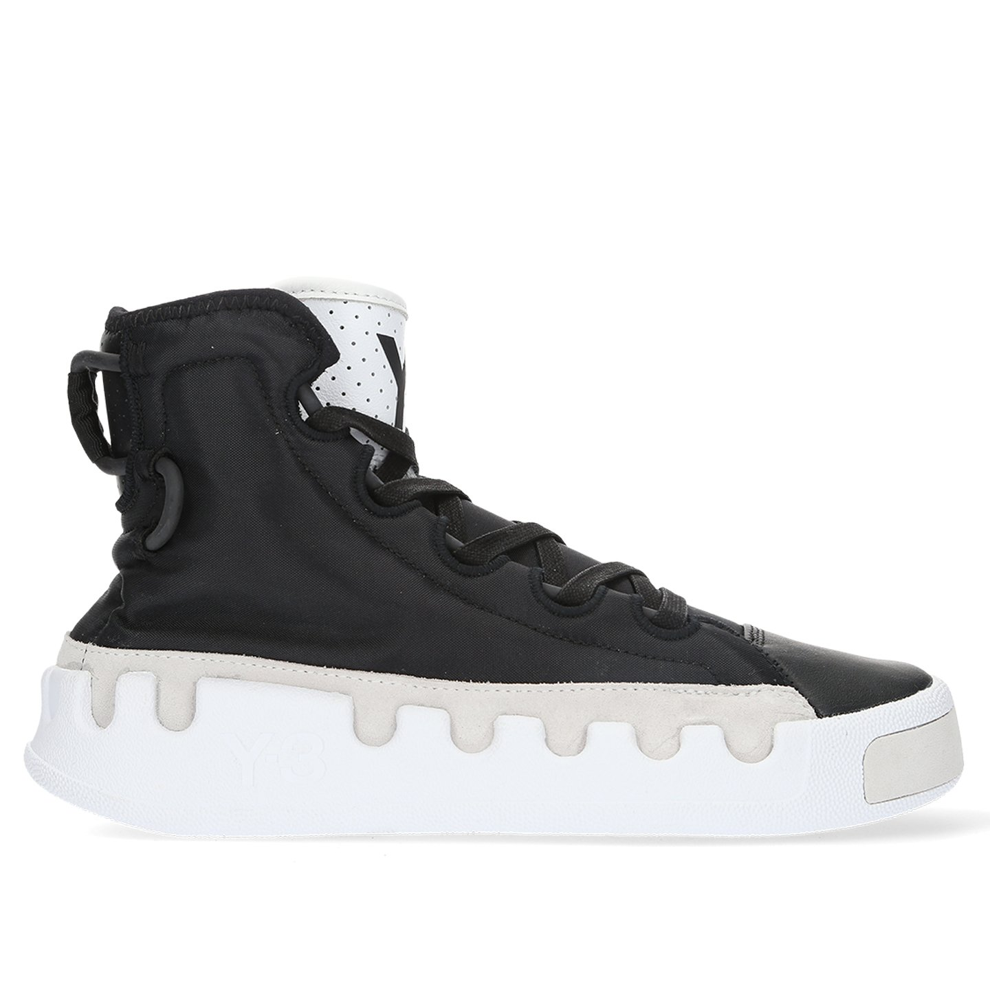 timeless design 3c785 9291b adidas Y3 Y-3 Kasabaru - Core Black/Footwear White