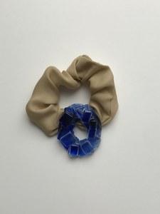 Maryam Nassir Zadeh Crescent Scrunchie