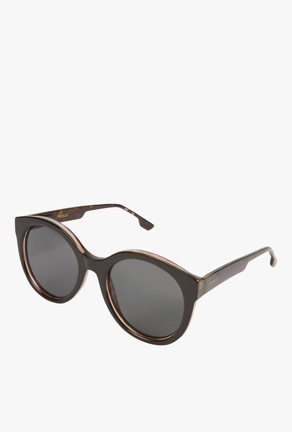91b2d291e2624b KOMONO Ellis Sunglasses - Black Tortoise   Garmentory