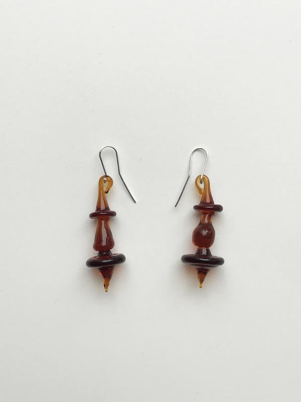 Maryam Nassir Zadeh Bishop Earrings