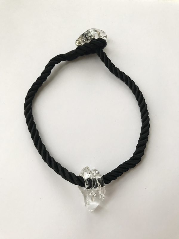 Maryam Nassir Zadeh Knot Rope Necklace