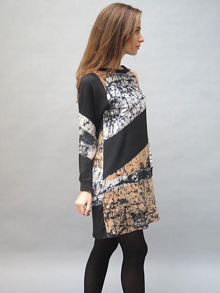 OSEI DURO Costa Rib Dress