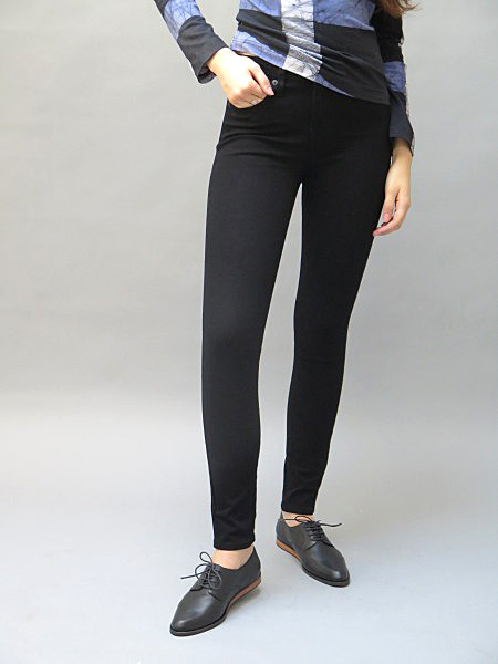 BIG STAR Ella High Waisted Skinny Jeans