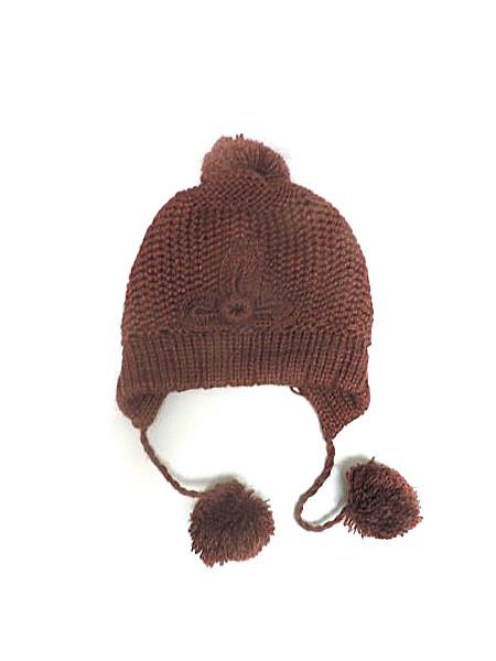 Pom Hat With Floret