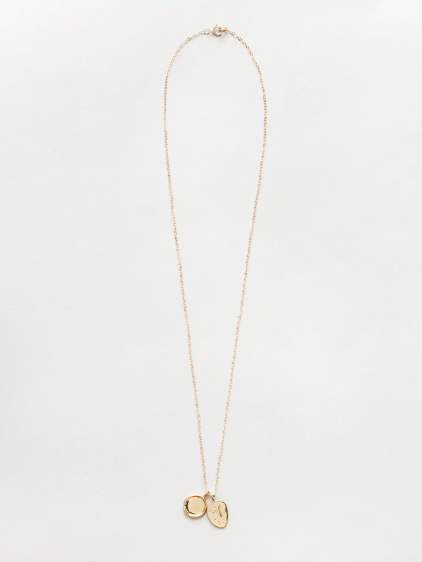 Wolf Circus Marguerite Necklace