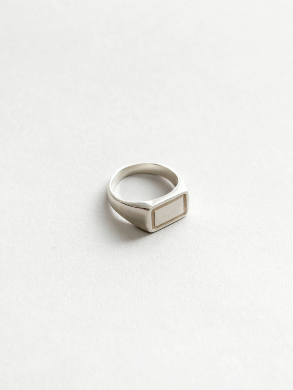 Wolf Circus Parker Signet Ring