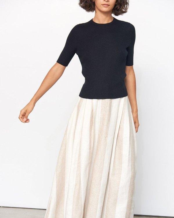 Mara Hoffman Marla Sweater - Black