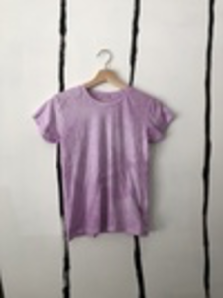 ALR Egyptian Cotton Fitted Tshirt - Violet