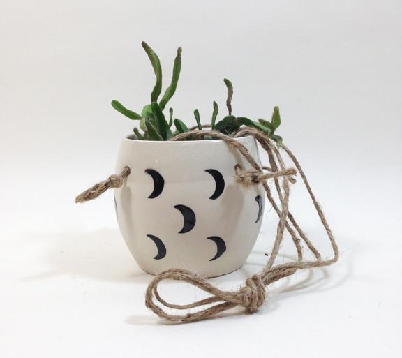Small Spells: Hanging Planter