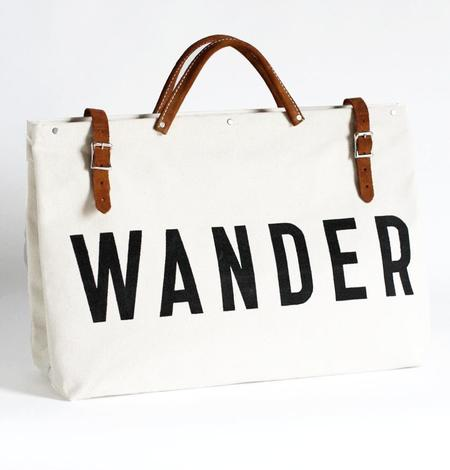 Forestbound Wander Bag - off white